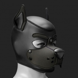 Masques puppy MR S LEATHER