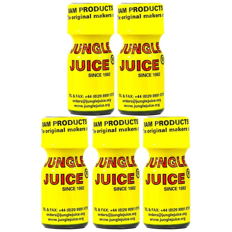 Jungle Juice Ram UK original 10ml RAM PRODUCT UK