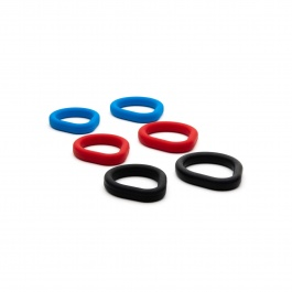 Cockring, Silicone cockring, Cock and balls, Flexible cockring