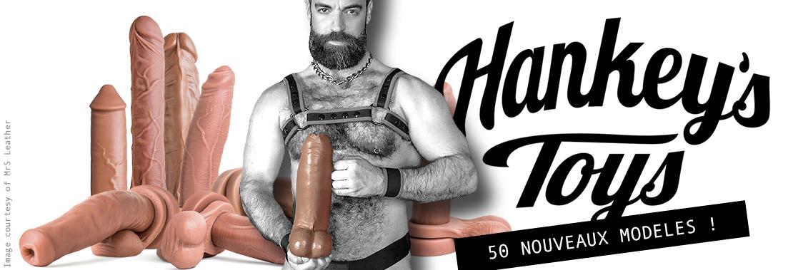 Hankeys Toys dildo