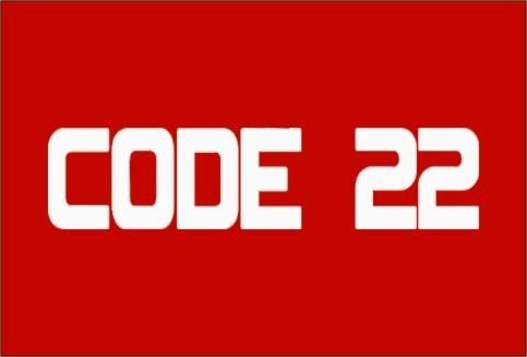CODE 22